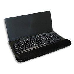 Kensington Adjustable Memory Foam Platform Wrist Rest with SmartFit System (K62683US)