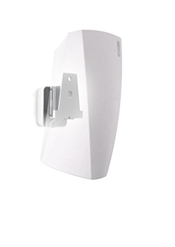 Vogel's Speaker Wall Mount for Denon HEOS - SOUND 5203 W for HEOS 3, White (single mount) A/v Wall Mount System