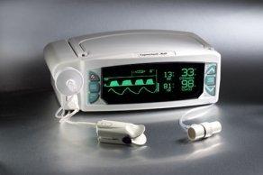 Smiths Medical ASD 9004-001 Capnocheck Plus Capnograph/Oximeter