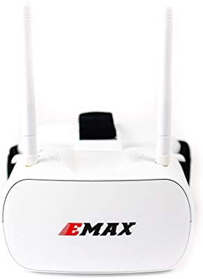 EMAX 5.8G 48CH Diversity FPV Goggles 4.3 Inches 480320 Video ...