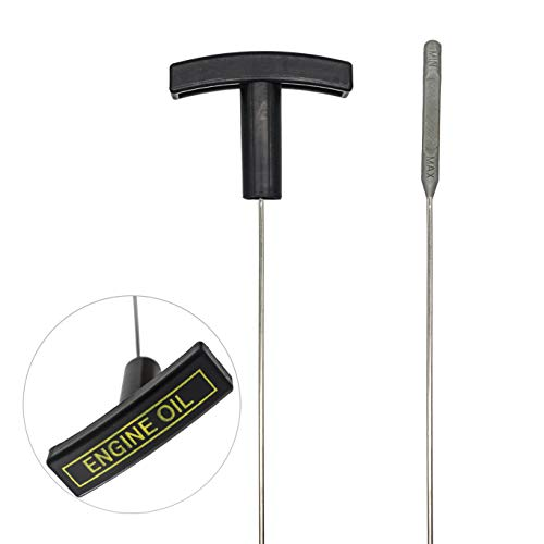 Engine Oil Level Dipstick Indicator Fit 2003 2004 2005 2006 Ford F-250 F-350 F-450 F-550 Excursion Super Duty 6.0L V8 Diesel Powerstroke 3C3Z6750AA