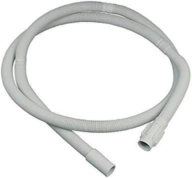 Manguera de desagüe Lavavajillas 2,28m recta/Recta Bauknecht Whirlpool Ignis Ikea 481253029113