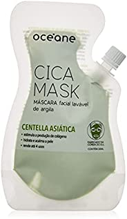 Cica Mask-Máscara Facial Centella Asiática./Unica, Océane