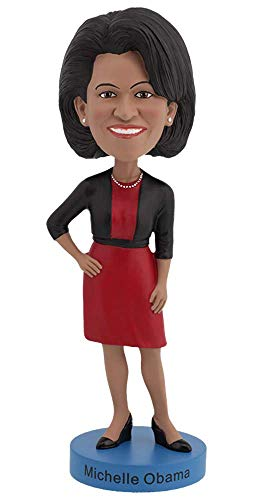 Obama Action Figure Doll - Michelle Obama Bobblehead - Series 2