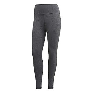 adidas Believe This 7/8 Tight, Dark Grey Heather, 2XS