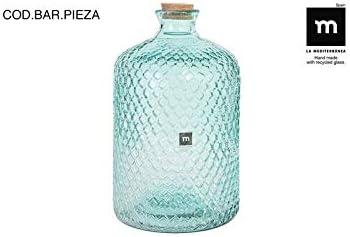 Compra La Mediterranea - Botella Vidrio 5l c/tapón Primavera ...