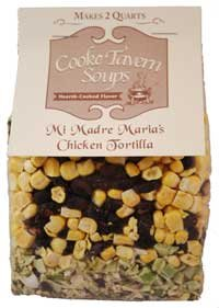 Price comparison product image Mi Madre Maria's Chicken Tortilla Soup Mix Cooke Tavern Soups (4 Pack)
