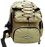 Better Surf Backpack / Diaper Bag, Tan