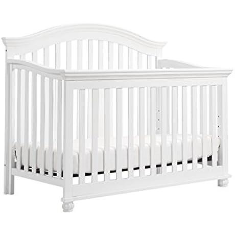 DaVinci Sherwood 4 In 1 Convertible Crib In White