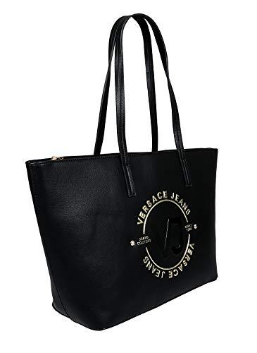 Jeans Versace Nero Shopper Versace Borsa Jeans rrdwO4