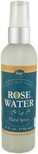 Rose Water Floral Spray