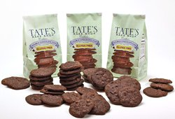 Tate's Gluten Free Cookies Double Chocolate Chip [3 -