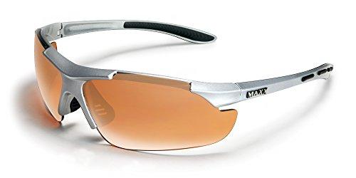 Maxx HD Raven Silver Sunglasses