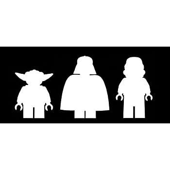 Amazon.com: Chewy Chewbacca Star Wars ventana Car/portátil ...