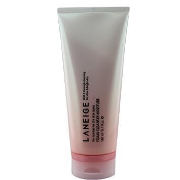 Foam Cleanser Moisture (for Normal To Dry Skin) --180ml/6.1oz