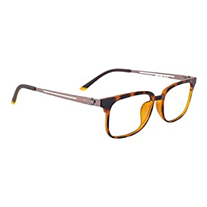 TIJN Unisex Chic Metal Arm Eyeglasses Rx-able Eyewear
