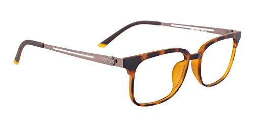TIJN Unisex Chic Metal Arm Eyeglasses Rx-able - Prescription Cheap Online Uk Glasses