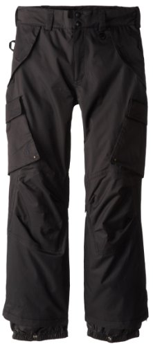 Boulder Gear Men's Cargo Pant, Black, Large