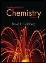 Fundamentals of Chemistry by David E. Goldberg (2006-06-01)