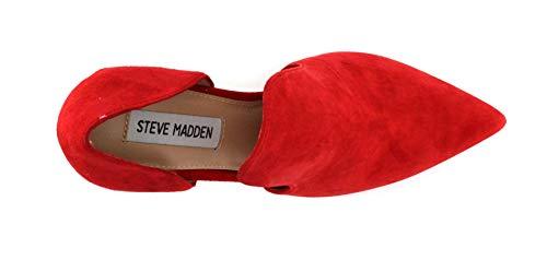 Dance Steve Décolleté Red Madden Suede 44Eqag