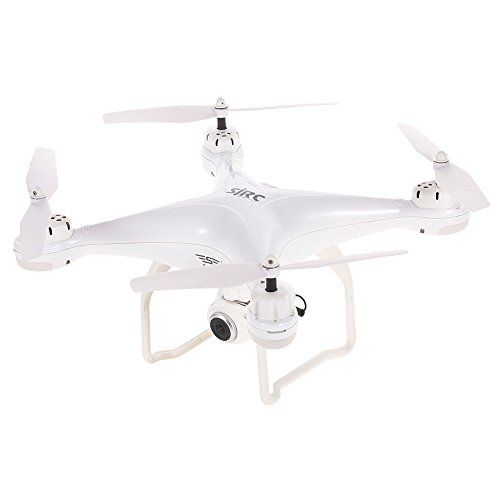 Beautyrain S20W RC Drone, Advanced GPS Wifi FPV RC Quadcopter with 120°...