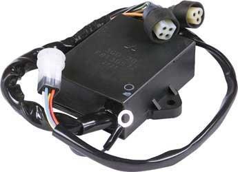 - Yamaha CDI Box Model YFM 350 Warrior 1990-1995 ATV / UTV Capacitor Discharge Ignition Part# 27-15401, 15-401 OEM# 3OD-85540-20-00