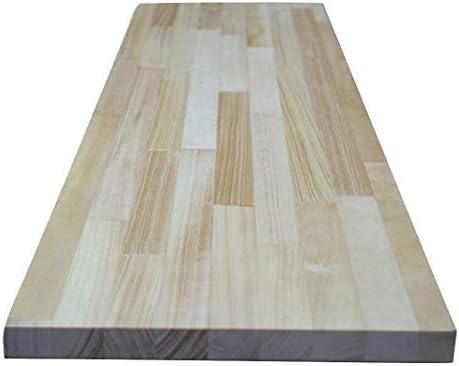 パイン集成材 【4色×150サイズから選べる】 25×500×730mm クリア色 カット対応 DIY 棚 テーブル 木材 板 BRIWAX ブライワックス