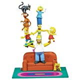 """McFarlane Toys - The Simpsons Box Set """"Family Couch Gag"""""""