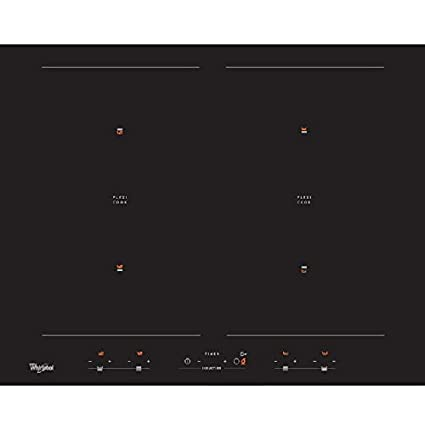 livraison gratuite 949b7 19bf8 Whirlpool ACM 928/BA Integrated with – Plate (Built-in, with Induction  Plate, Black, 2200 W, Touch, Top Front)