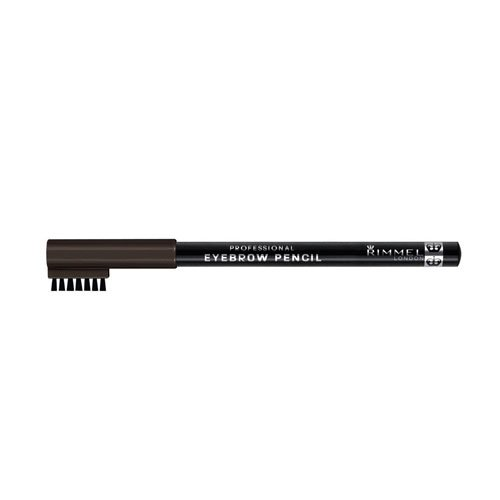 Rimmel Professional Eyebrow Black Brown 004 (3 Pack)