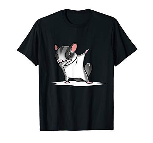 - Funny Dabbing Sugar Glider Pet T-Shirt Dab Dance Gift Shirt