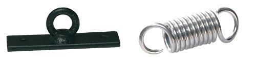 Green Fitness - Supporto per appendere sacco da pugilato, incl. molla ABGF-10994