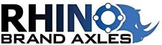 Rhino Brand SINGLE FRONT ONLY Super ATV Polaris RZR XP 900 Stock Length Axles