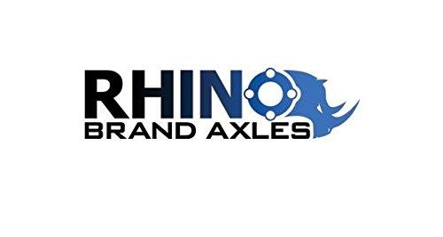 SuperATV 1-2-R-09-BT Rhino Brand Axle Heavy-Duty (Rear) for Polaris Ranger Fullsize 570(2015+) 900(2013+) 1000(2015+)