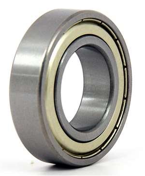 VXB Brand Pack of 10 6006ZZ 30x55x13 Shielded Ball Bearing Chrome Steel Metal Shileds