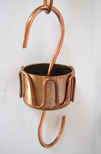 Protect Your Feeder from Ants with an All Copper AntSentry Moat