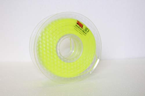 WOL 3D Premium 3D Filaments (Yellow; 1.75 mm)