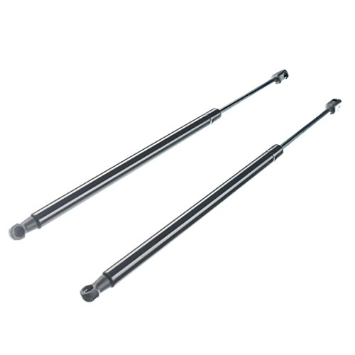 ECCPP Lift Supports Rear Window Glass Struts Gas Springs Shocks for 2007-2010 Jeep Wrangler Compatible with 6602 Strut Set of 2