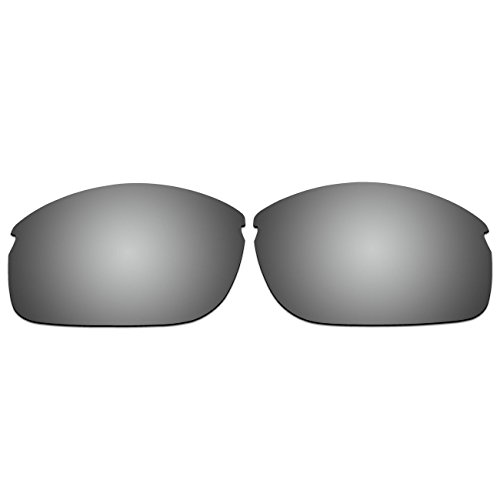 - ACOMPATIBLE Replacement Lenses for Oakley Commit SQ Sunglasses (Titanium - Polarized)