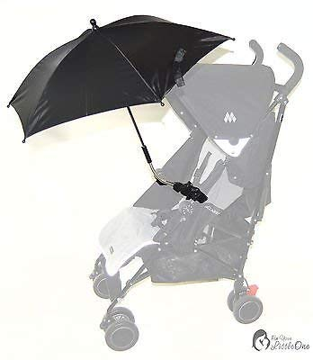 Bebé Sombrilla Compatible con Chicco Multivía Urban negro de Londres: Amazon.es: Bebé