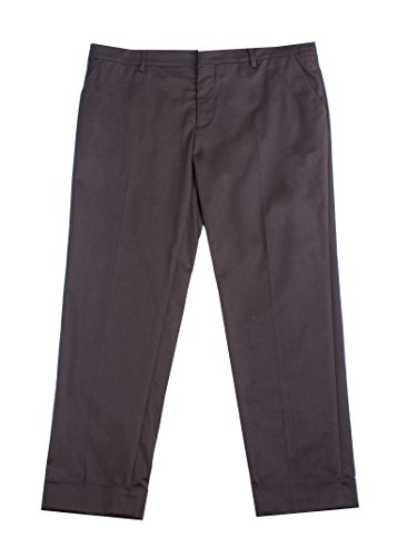 Prada Women's Cotton Chino Pants - Prada Apparel