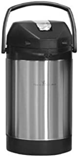 product image for Newco bundle with ShurizJo Airpot - 2.5L, Stainless, Lever