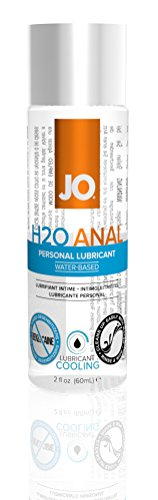System Jo Anal H20 Cool Lubricant 2 Ounce