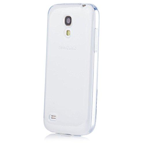 samsung s4 mini rubber clear case - 6