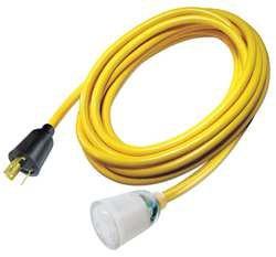 Power First 4GAA2 Extension Cord, N/A, 20A, 10/3Ga, 50Ft by PowerFirst B004KF7UK4