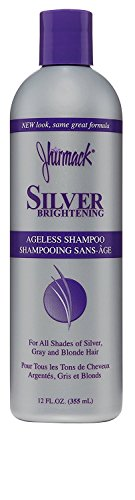 Jhirmack Silver Plus Ageless Shampoo 12 Ounce