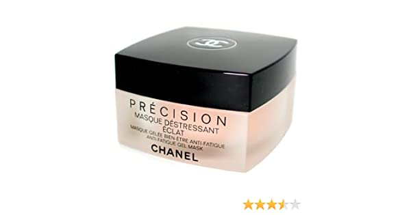 Amazon.com   Chanel By Chanel - Precision Masque Destressant Eclat  Anti-Fatigue Gel Mask-- 1.7oz   Facial Masks   Beauty 0a06f63568dc