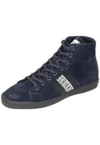 parent: Bikkembergs Sneakers, camoscio, sneakers, stivaletto (45, BLU)