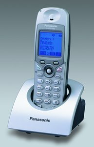 Panasonic KX-TD7685 Multi-Cell DECT Cordless Phone