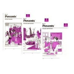 Key to Percents Books 1-3 plus Answers and (Book 3 Answer Key)